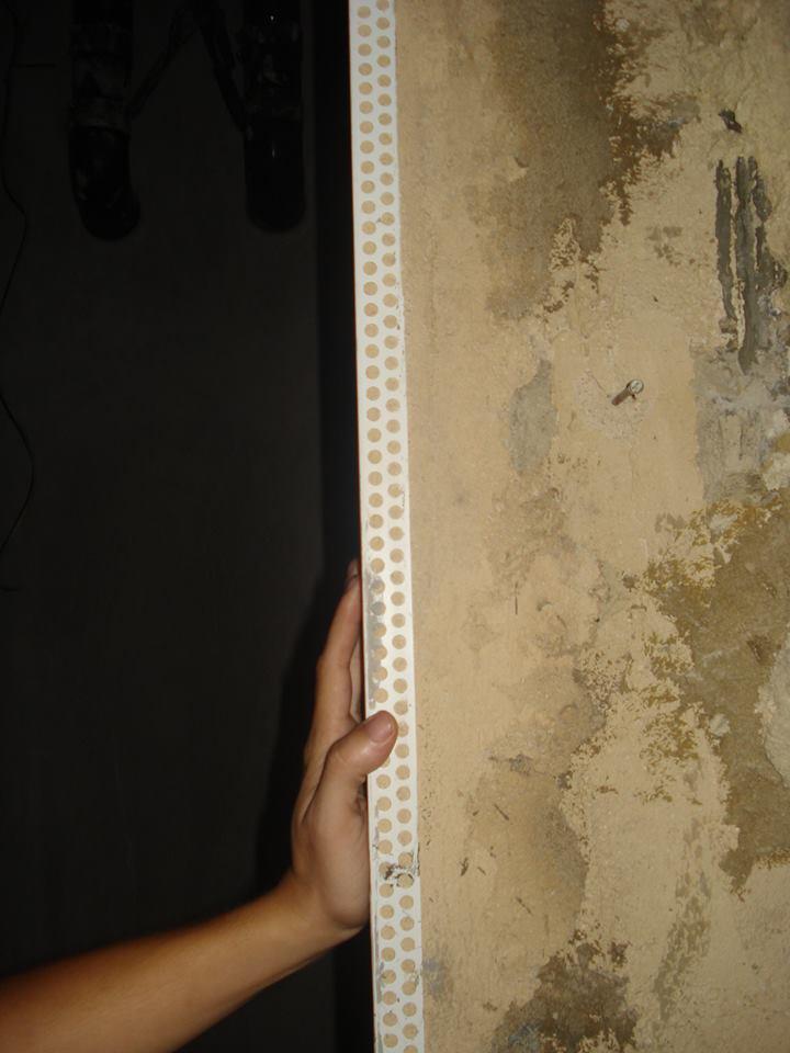 Nẹp Ốp Góc - Hình Ảnh Thi Công Vị Trí Góc Tường