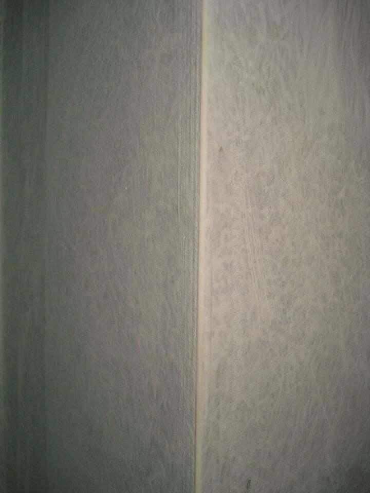 Nẹp Ốp Góc - Hình Ảnh Thi Công Vị Trí Góc Tường Sau Khi Tô Vữa